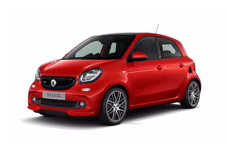 Forfour Hatch 0.9 90hp Turbo Passion