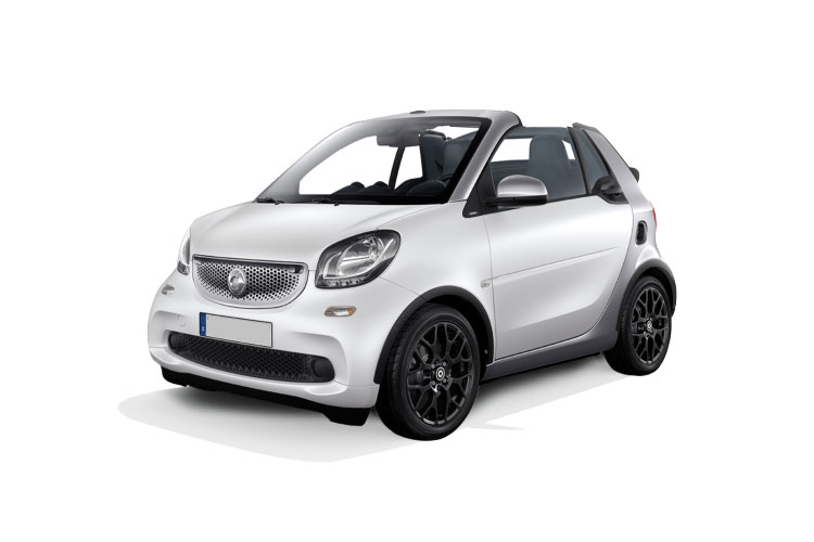 Fortwo 2 Door Cabriolet 0.9 90hp Turbo Passion