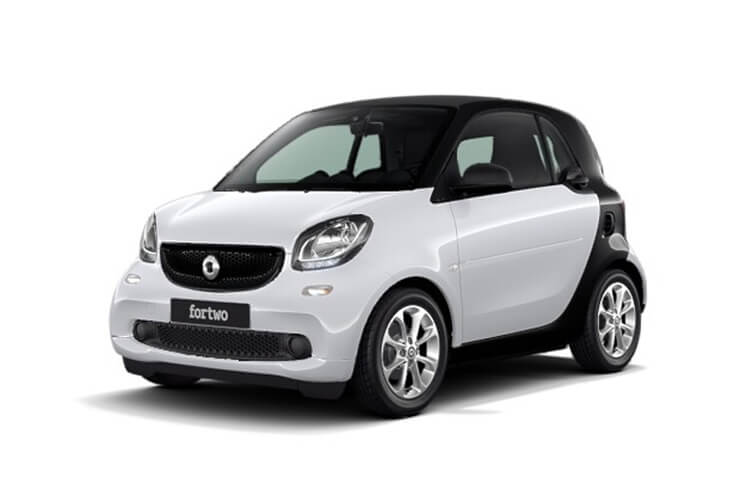 Fortwo 2 Door Coupe 0.9 90hp Turbo Passion
