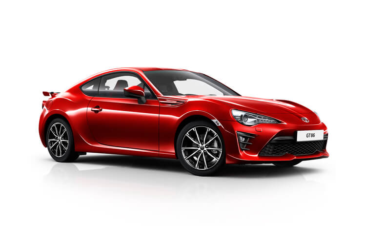 GT86 Coupe 2.0 D-4S