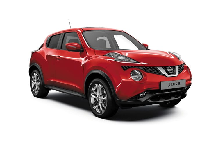 Juke Hatch 1.5 dCi N-Connecta Style