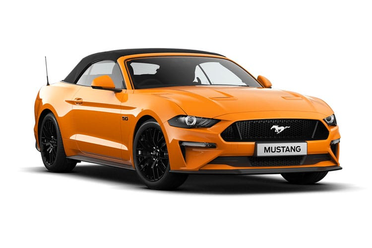 Mustang Convertible 2.3 290 EcoBoost