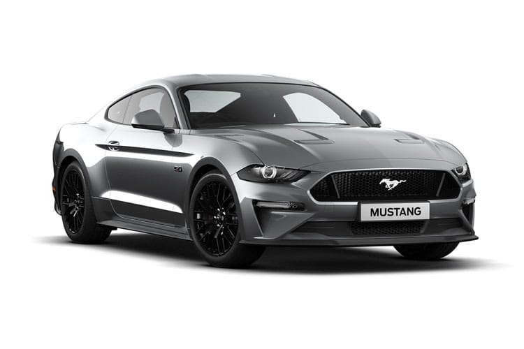 Mustang Fastback 2.3 290 EcoBoost Custom 1