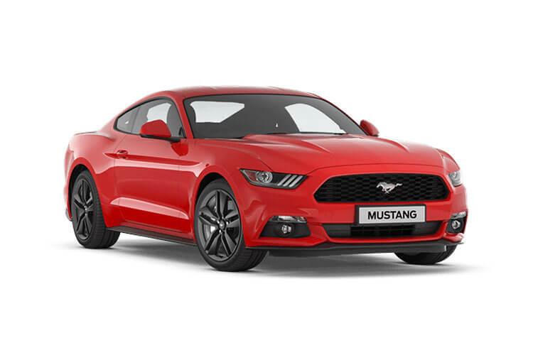 Mustang Convertible 2.3 290 EcoBoost Custom 1