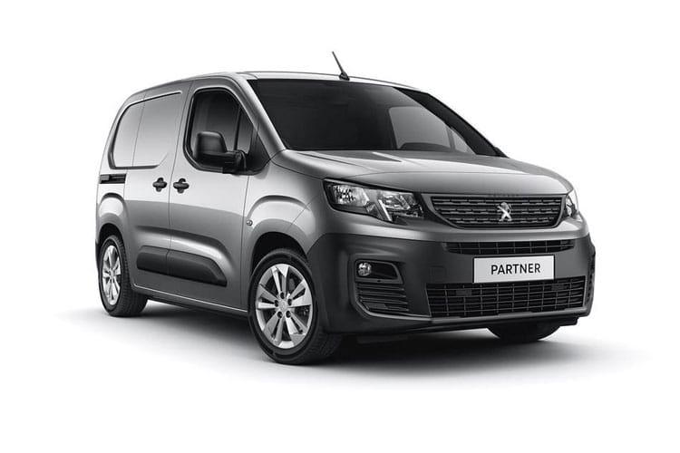 Peugeot Partner Van image
