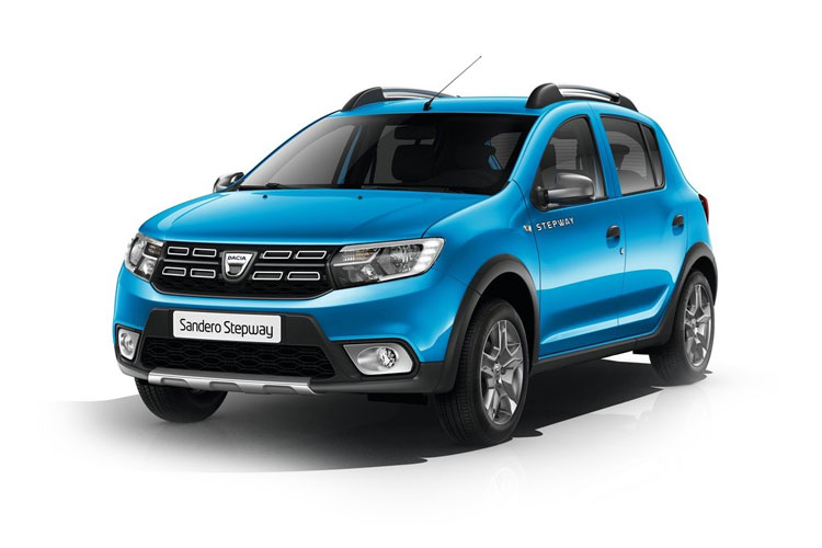 Sandero Stepway 5 Door 1.5dCi 95 Comfort Blue
