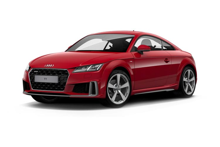 TT Coupe 40 TFSI 197ps Black Edition S tronic
