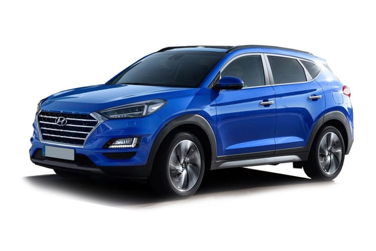 Tucson 1.6 CRDi 115PS S Connect