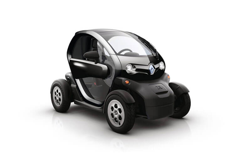 Twizy 2 Door Coupe Expression Auto Excludes battery
