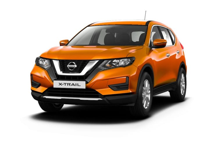 X-Trail 1.6dCi Acenta Smart Vision Pack