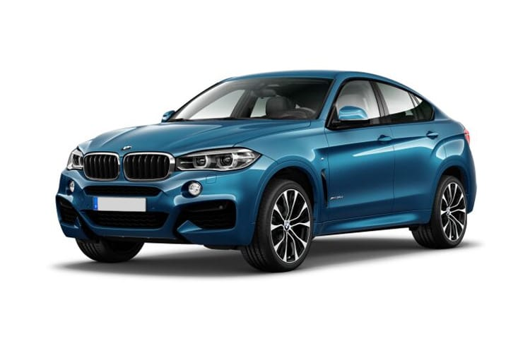 X6 5 Door Estate 3.0 xDrive30d M Sport