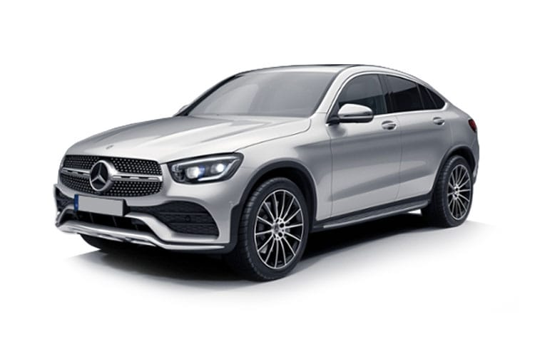 Mercedes GLC Coupe image