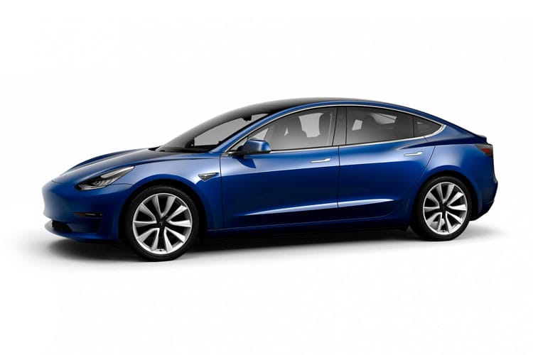 Tesla Model 3 Saloon image