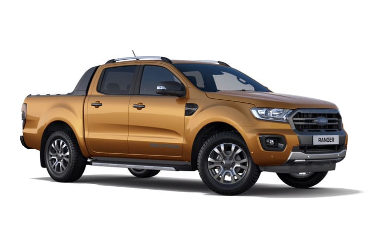 Ford Ranger Double Cab Pick Up image