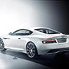 Aston Martin DB9 Carbon White