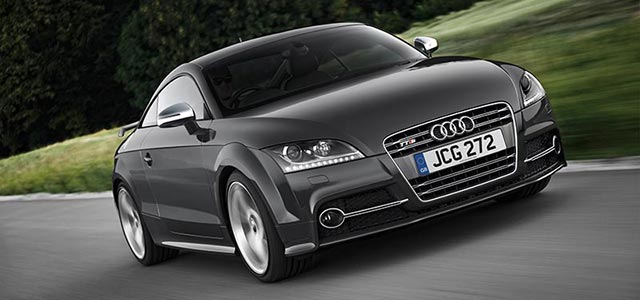 Audi TTS Limited Edition
