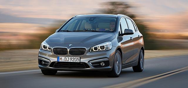 BMW 2 Series Active Tourer - Car News