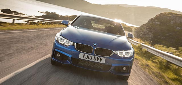 New BMW 4 Series Coupe - Car News