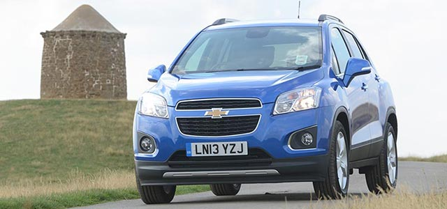 New Chevrolet Trax - Car News