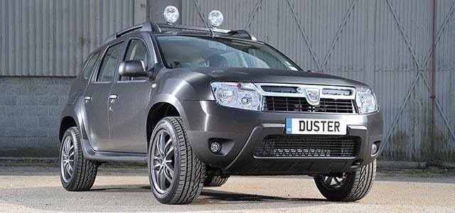 New Dacia Duster - Car News