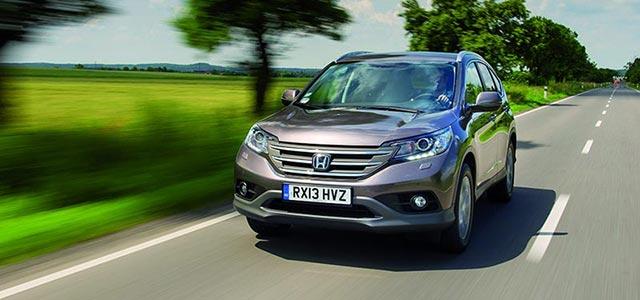 New Honda CR-V - Car News