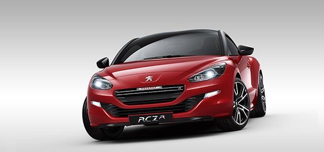 Peugeot RCZ New Car News