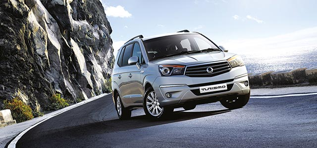 SsangYong Turismo New Car News