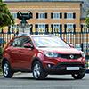 New Car Ssangyong Korando - Car News