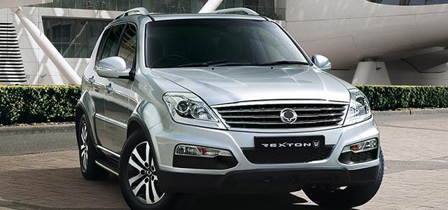 SsangYong Rexton W New Car News