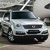 New Car Ssangyong Rexton W - Car News