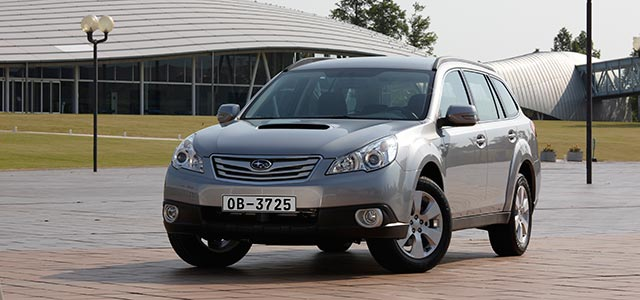 Subaru Outback New Car News
