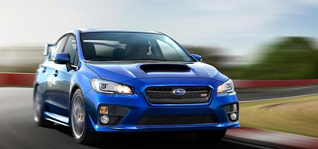 Subaru WRX STI New Car News