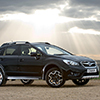 New Car Subaru XV Black - Car News