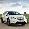 New Car Subaru XV White - Car News
