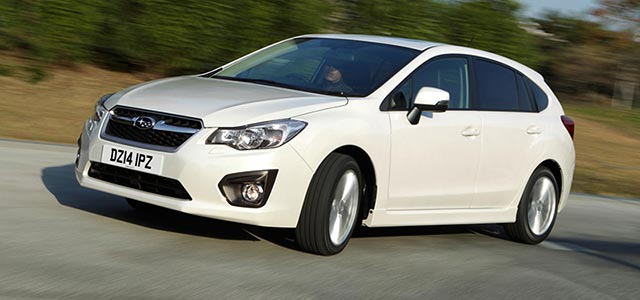 Subaru Impreza New Car News