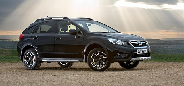 Subaru XV Black New Car News