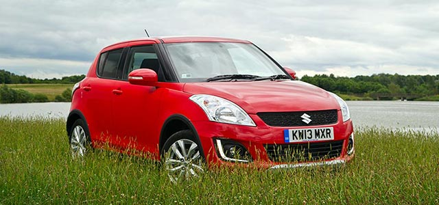 Suzuki Swift 4x4 New Car News
