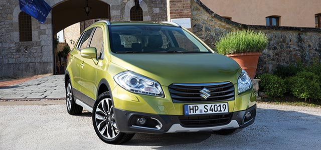 Suzuki SX4 S Cross New Car News