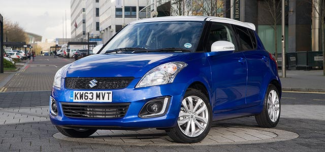 Suzuki Swift SZ L New Car News