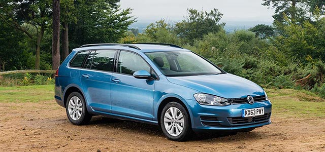 Volkswagen Golf Estate New Car News