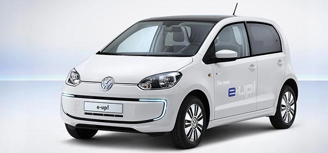 Volkswagen e up New Car News