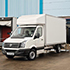 New Car Volkswagen Crafter Luton - Car News