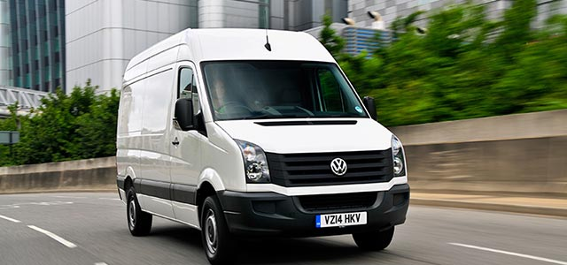 Volkswagen Crafter New Car News