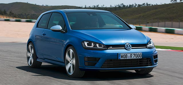 Volkswagen Golf R New Car News
