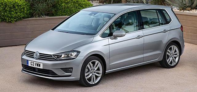 Volkswagen Golf SV New Car News