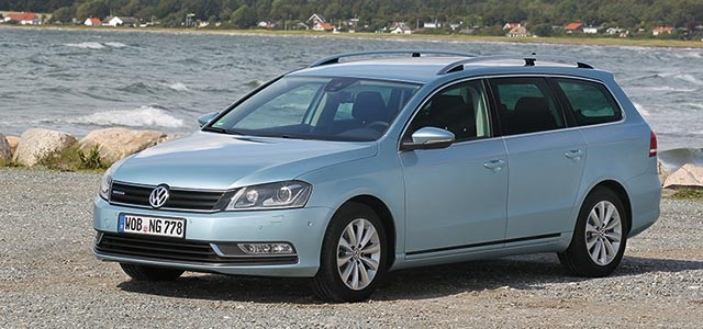 Volkswagen Passat Estate New Car News