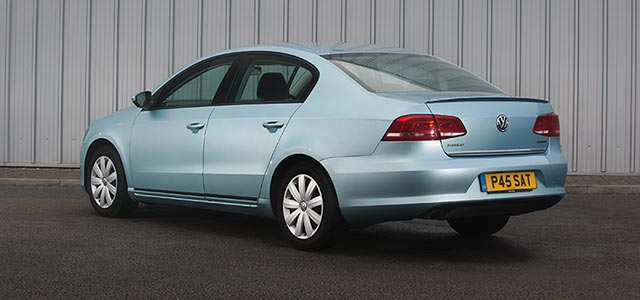 Volkswagen Passat Saloon New Car News