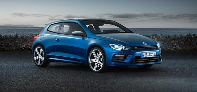Volkswagen Scirocco R New Car News