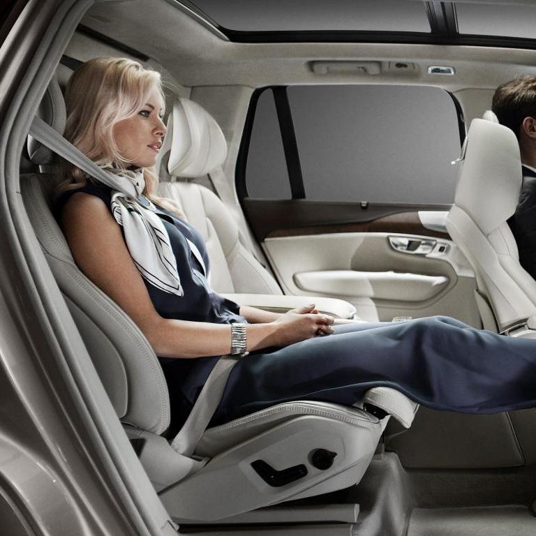 Volvo XC90 Lounge Concept