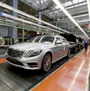 Mercedes-BenzSClass